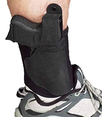 Galco Ankle Lite / Ankle Holster for Ruger LCR