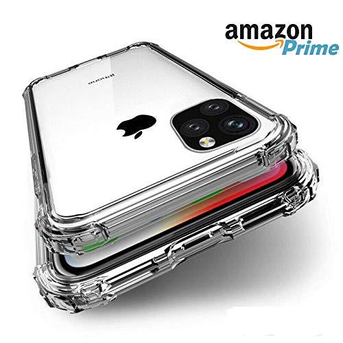 iPhone 11 Pro Max Case, Acumec Clear