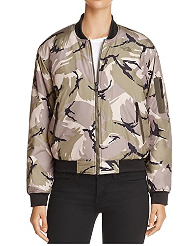 The North Face Womens Barstol Puffer Bomber Jacket (Large)