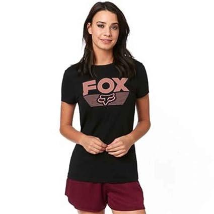Fox Womens Ascot Short Sleeve Crew T-Shirt