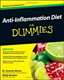 Anti-Inflammation Diet for Dummies, Consumer Dummies Staff and Artemis Morris, 1118023811