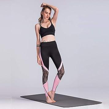 grandes variedades venta de bajo precio Tienda online RYFBRE Pantalones De Yoga Medias Ropa Deportiva Mujer ...