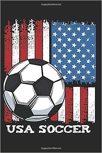Amazoncom Usa Flag Soccer Team United States Funny