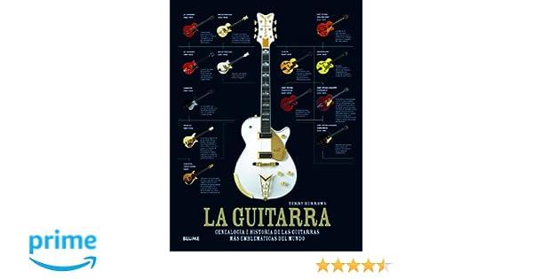 La guitarra: Genealogía e historia de las guitarras más emblemáticas ...