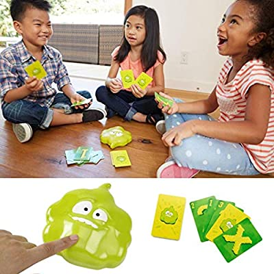 Longay Fart Toys Gas Out Guster Cloud Desktop Game Children Kid Toy Card Plastic Spoof Gift: Kitchen & Dining