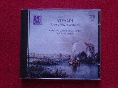Vivaldi - Famous Flute Concerti