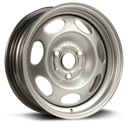 SMART Aftermarket BACK wheel 15X5.5, 3X112, 57.1, +23, gray finish 7830