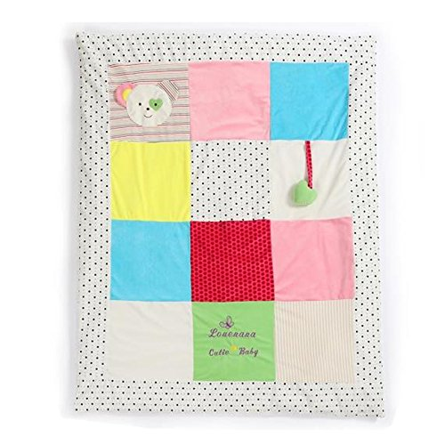 JYSPORT Baby Quilt 4-Seasons Decke Kinder Bettdecken Cartoon infant Duvet kindergarten Vierjahreszeitenbett