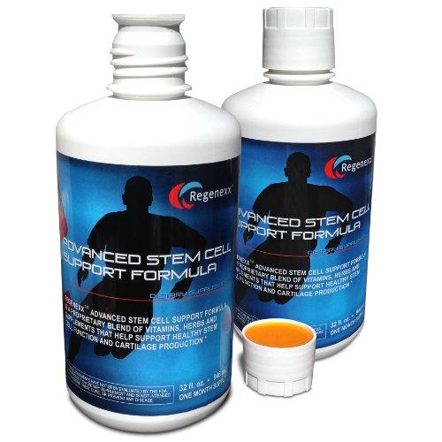8-в-1 Premium Joint Дополнение, Regenexx Расширенный стволовых клеток поддержки Формулы - единственный лабораторную, сотовый дополнения, показанный для поддержания здоровья стволовых клеток и производство хряща стволовых клеток. (1)