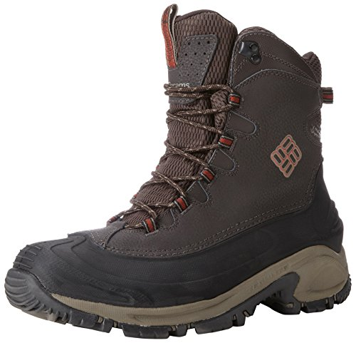 Columbia Men's Bugaboot Snow Boot,Stout/Cedar,10 M US