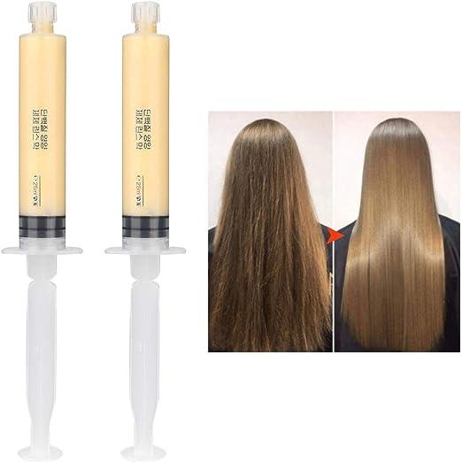 Acondicionador para el cabello, 2pcs Cabello seco Hidratante ...
