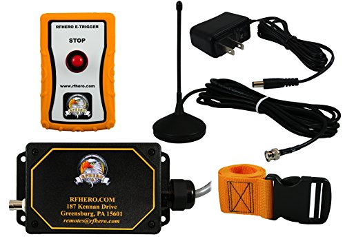MX Series - Hornet Remote Control Machine Stop (Remote Control Hornet)