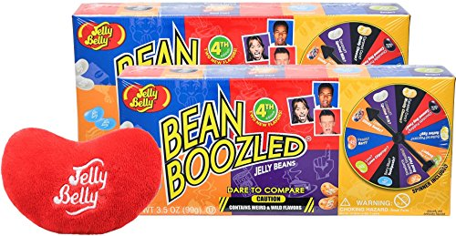 Jelly Belly Candy - 4th Edition Beanboozled Jelly Beans Spin