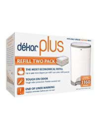 Dekor Plus Refill Two Count BOBEBE Online Baby Store From New York to Miami and Los Angeles