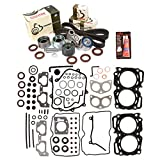 2001 outback head gaskets - Evergreen HSTBK9009MLS MLS Head Gasket Set Timing Belt Kit Fits 99-03 Subaru 2.5 SOHC EJ251 EJ252 EJ253