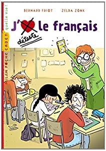 """Afficher """"J'déteste le français"""""""