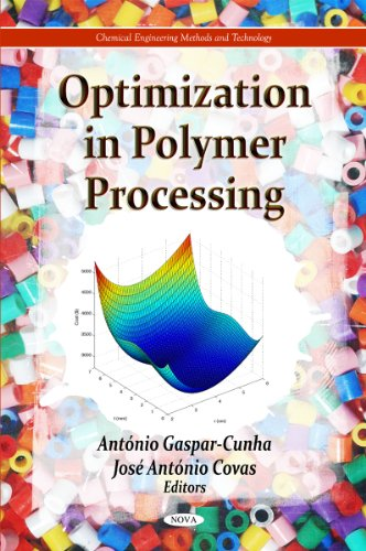 Optimization in Polymer Processing (Hardcover)-cover