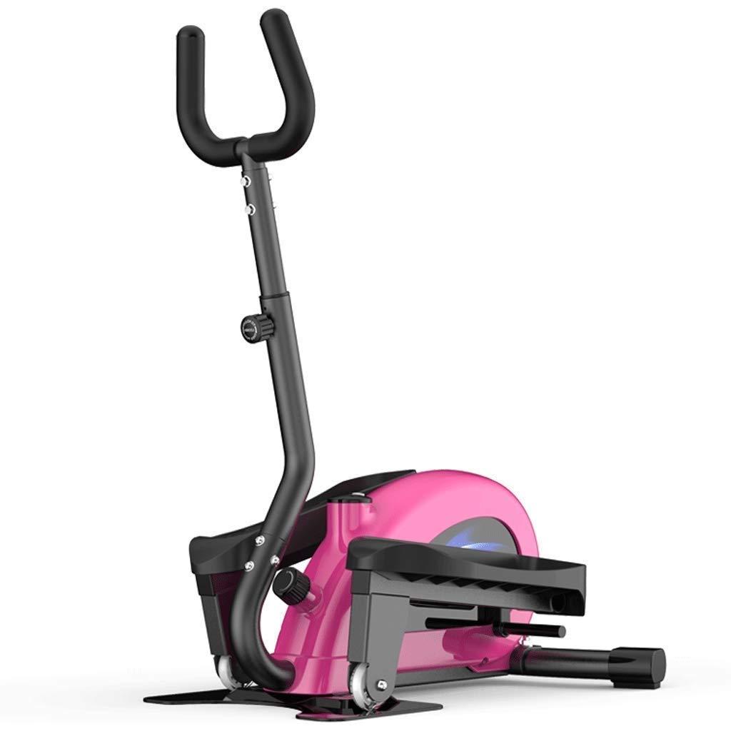 YFFSS 健康&フィットネスミニステッパー多機能ホーム減量マシンジョギングミニ楕円形マシンフィットネス機器