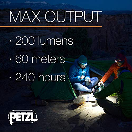 Petzl Tikka Frontale Lampe Rouge Mixte Pccazr87