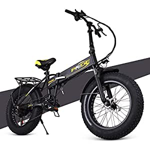 Amazon.com : ENGWE 20'' Fat Tire Folding Electric Bike