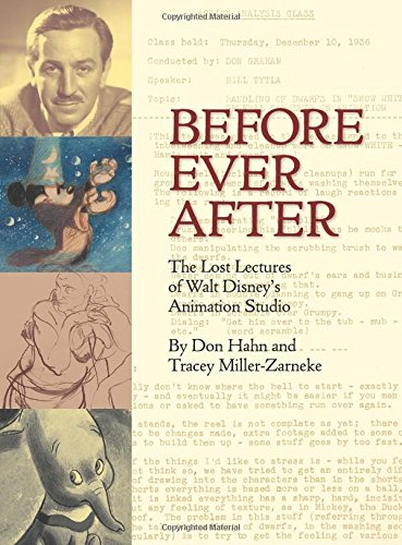 before-ever-after-the-lost-lectures-of-walt-disneys-animation-studio-disney-editions-deluxe-2