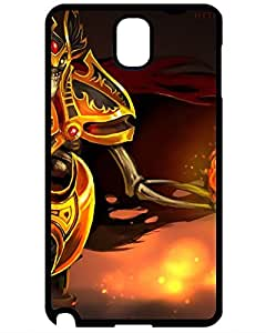 Lovers Gifts New Arrival Premium Samsung Galaxy Note 3 Case(Skeleton King Dota2) 8048916ZA938842205NOTE3
