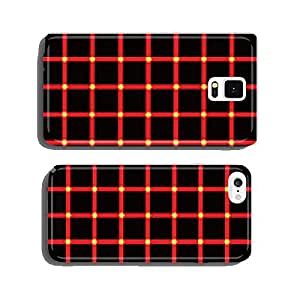 Color optical illusion cell phone cover case iPhone6 Plus
