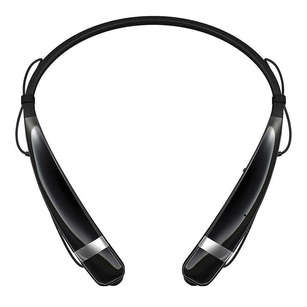 LG Electronics Tone Pro HBS-760 Bluetooth Wireless Stereo Headset - Black (Certified Refurbished) LG HBS-760 BLACK