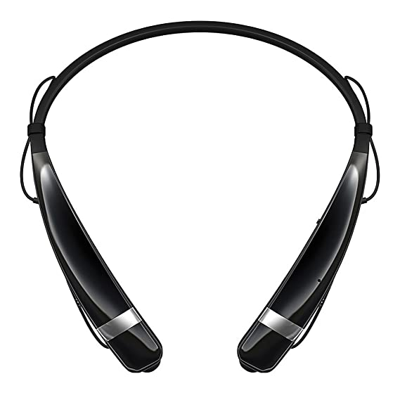 65c7715200f Image Unavailable. Image not available for. Color: LG Electronics Tone Pro  HBS-760 Bluetooth Wireless Stereo Headset - Black ...