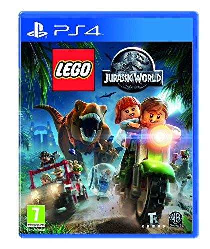 Price comparison product image LEGO Jurassic World (PS4)