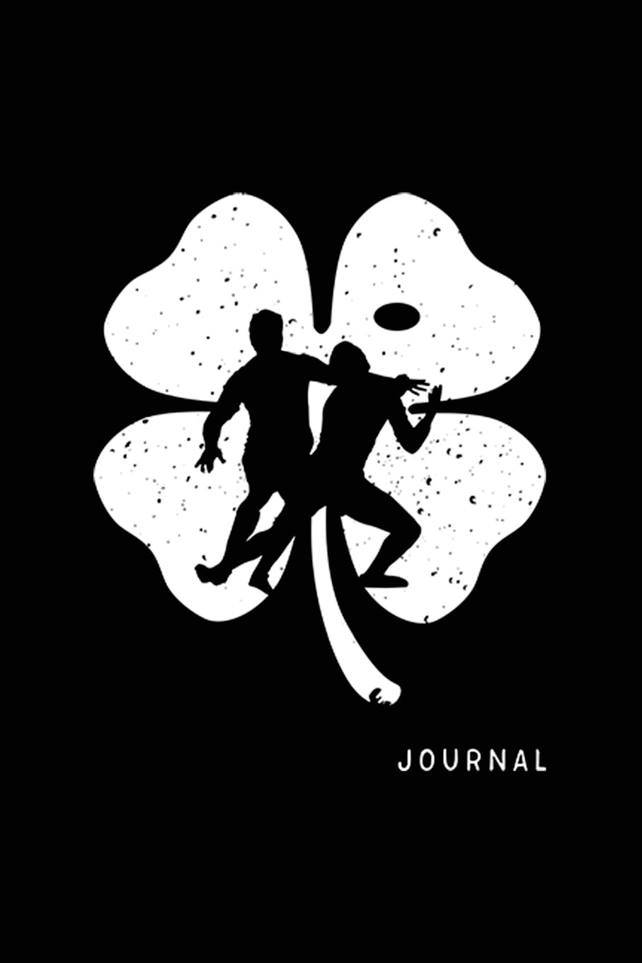 Journal: Rugby, St. Patrick's Day Journal Notebook, Blank Journals For Kids, 6 x 9 (Lined Notebooks To Write In)