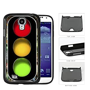 Traffic Light Signal Hard Plastic Snap On Cell Phone Case Samsung Galaxy S4 SIV I9500