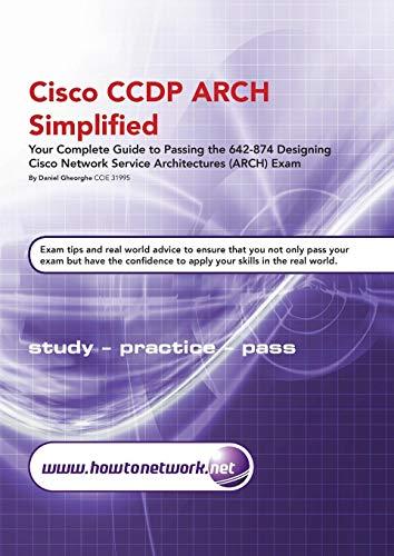 Cisco CCDP ARCH Simplified