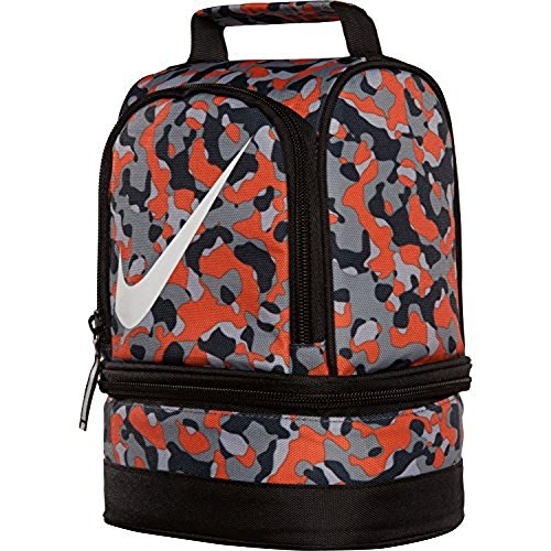 Nike Dome Lunch Box (Total Orange, One Size) Dome Lunch Box