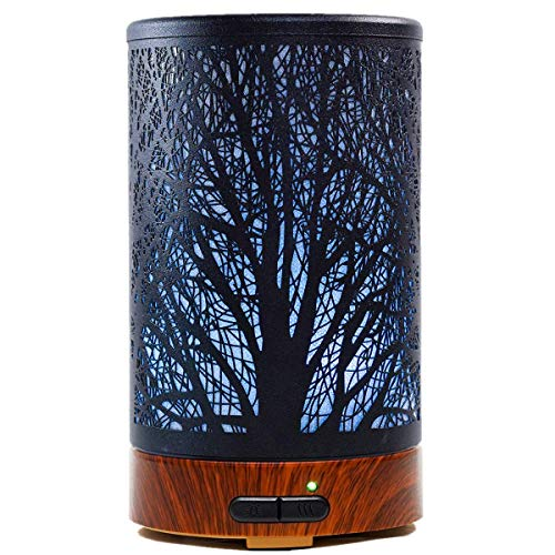 Aromatherapy Ultrasonic Essential Humidifier Protection