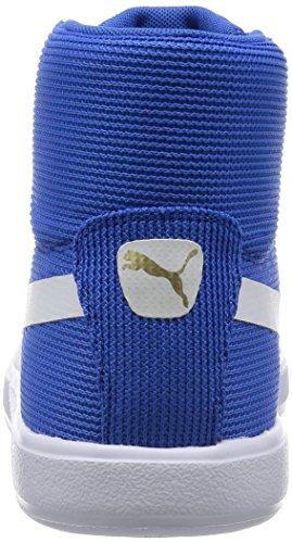 Puma Archive Lite Mid Mesh Uomo Scarpe Sport/Scarpe, Blu (Blu), 37 EU Blu