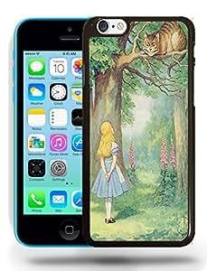 Lmf DIY phone caseVintage Alice in Wonderland Sketch Art Drawing Phone Case Cover Designs for iphone 5cLmf DIY phone case