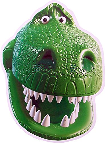 Toy Story Rex - Card Face Mask by Disney