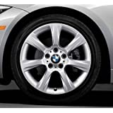 "4 X BMW Genuine LA Wheel Rim 18"" Star Spoke 396 320i 328i 328iX 335i 335iX Hybrid 3 F30"