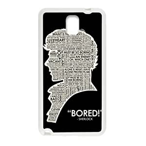 Bored man Cell Phone Case for Samsung Galaxy Note3