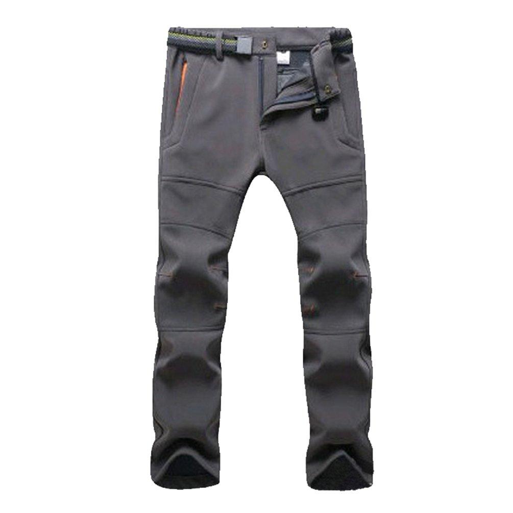 Yi Lian Da Pantalones De Trekking Pantalones De Softshell Impermeables Resistente Al Viento Transpirable Lana Forrado Pantalones De Escalada by Yi Lian Da