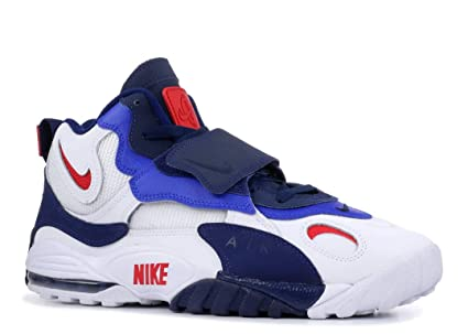 83606f0ce6 Nike Air Max Turf White/University Red-Blue Void (Large)