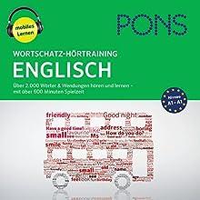 Wortschatz-Hörtraining Englisch: Über 2.000 Wörter & Wendungen hören und lernen Hörbuch von Majka Dischler Gesprochen von: Bert Cöll, Juliet Prew