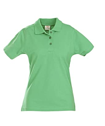 James Harvest- Ladies Cotton Pique Polo Shirt. 20 Vibrant colours. Modern  Feminine Cut 034cb5979