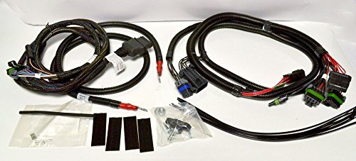 Western 3 Port Harness Kit 7 Pin Connector-29054 (Western 9 Pin Harness)