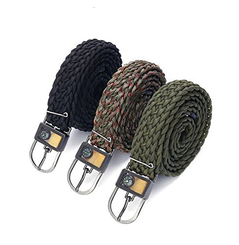 Nucleus Ring - Function Survival Waist Belt Core Paracord Band Load 3000kg - Substance Dance Orchestra Center Stria Essence Circle Heart Striation Marrow Pith Frequency - 1PCs