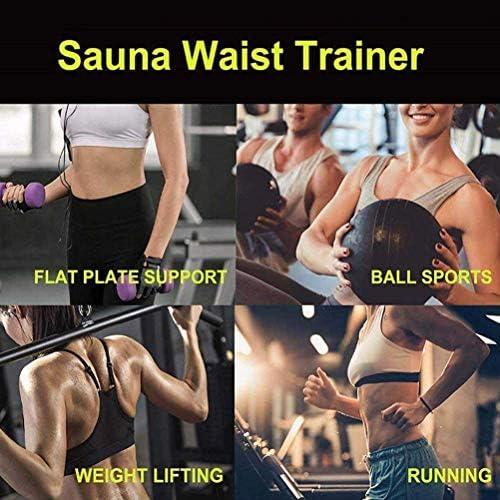 Waist and Thigh Trimmer for Women Weight Loss Sweat Band Waist Trainer Butt Lifter Neoprene Hip Shapewear Enhancer 7