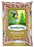 Morning Song 1022285 Peanuts Wild Bird Food Bag, 3-Pound, My Pet Supplies
