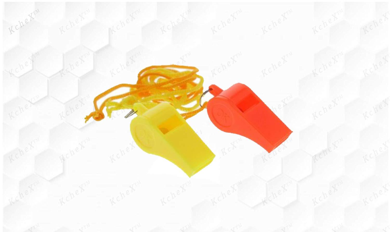 KCHEX_25 Plastic Whistles