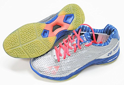 AERUS LCW Badminton Shoes Silver